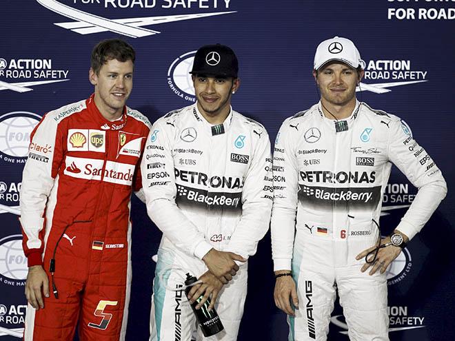 Анализ стартовой решётки Гран-при Бахрейна Формулы-1