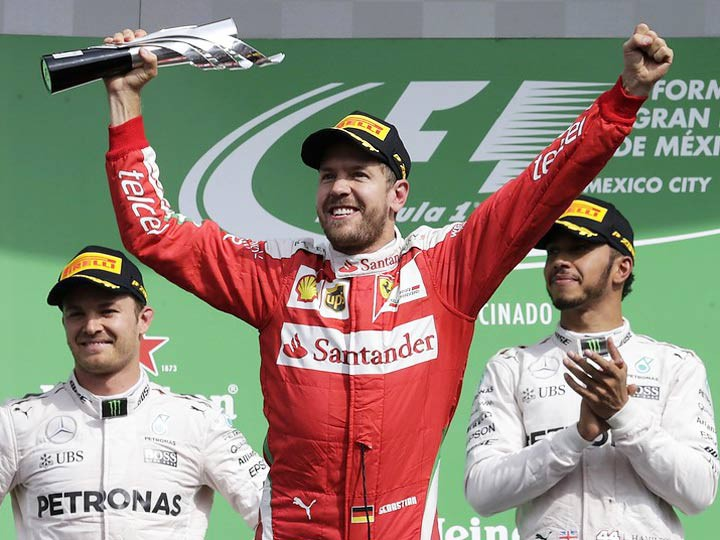 Гран-при Мексики: титул Росберга, мат Феттеля и надежды Льюиса