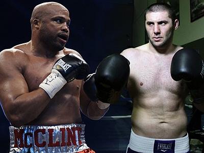 Абдусаламов и Макклайн встретятся в андеркарте боя Кличко - Чарр
