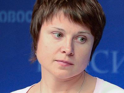 Биатлон. Анна Богалий-Титовец