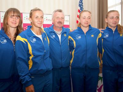 Капитан сборной Украины о матче против команды США
