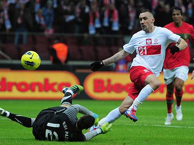 Играют Польша и Португалия