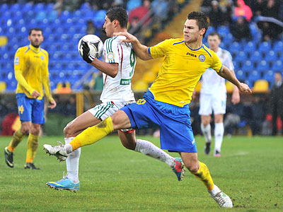 «Терек» поквитался с «Ростовом» за неудачу в Кубке