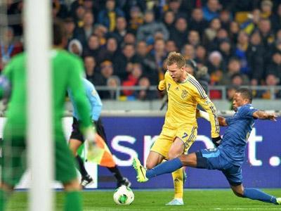 Ярмоленко и Коноплянка о матче Украина - Франция