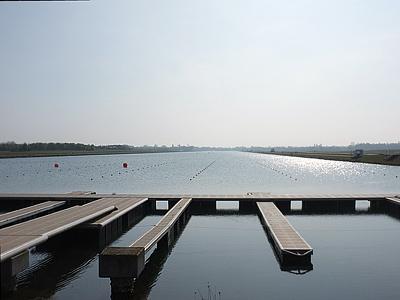 Олимпийский канал Dorney Lake