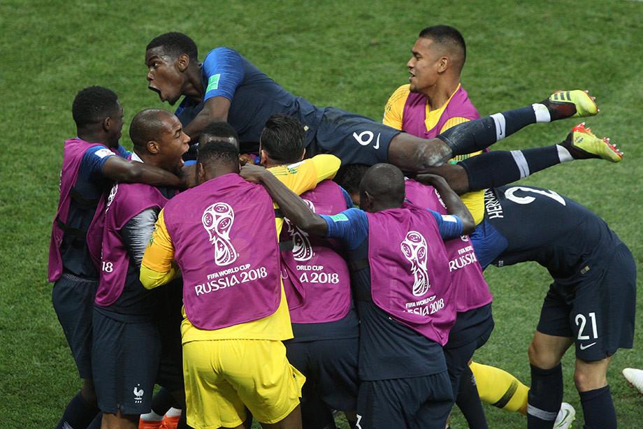 Африканское золото. У такой Франции нет конкурентов в футболе