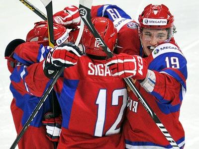 МЧМ-2013. Россия - США - 2:1