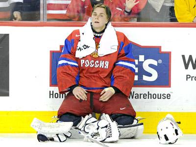 Россияне уступили команде WHL по буллитам