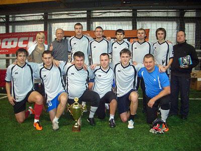 "ФК ""Штурм"" — обладатель Christmas Cup — 2011"
