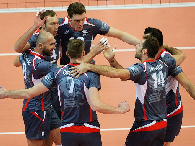 «Белогорье» второй год подряд выиграло Суперкубок
