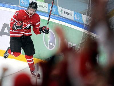 Сборная Канады выиграла у словаков – 6:3