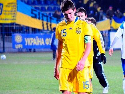 Молодёжная сборная Украины проиграла Швеции