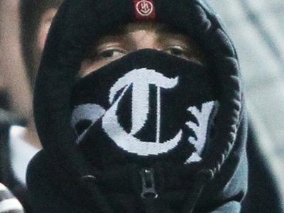Матч «Торпедо» - «Динамо» был прерван из-за поведения болельщиков