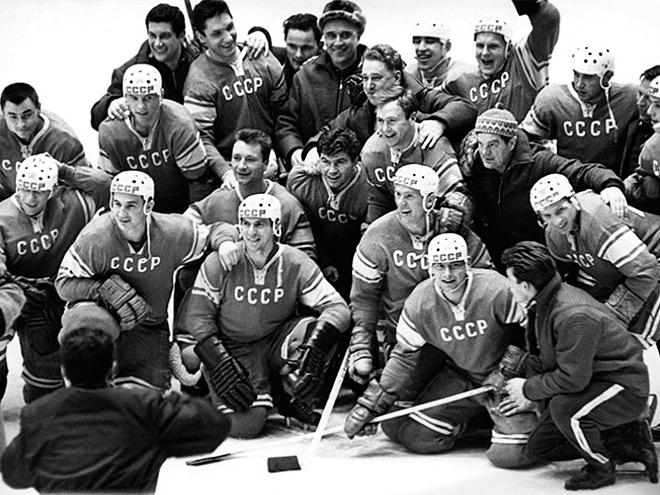 Всё золото нашего хоккея. Чемпионат мира – 1965