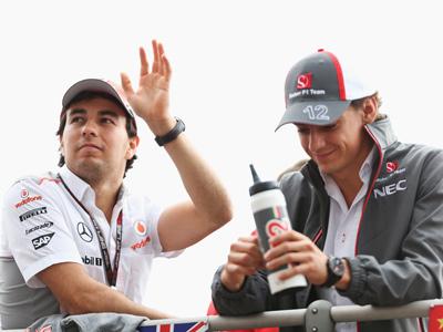 Гонщики Формулы-1 - о Гран-при США