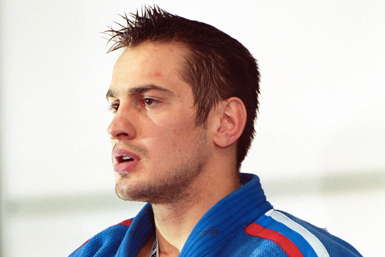 Дмитрий Носов завоевал бронзу в Афинах-2004