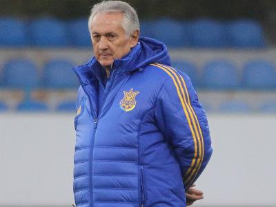 Михаил Фоменко о матче Украина – Франция