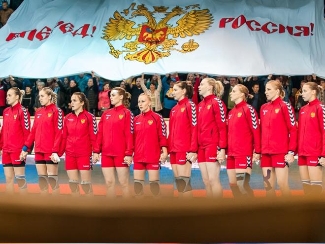 Прямая трансляция матча олимпийской квалификации Россия - Польша