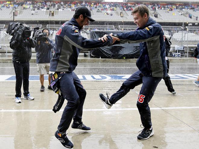 Ураган вновь помешал проведению Гран-при США