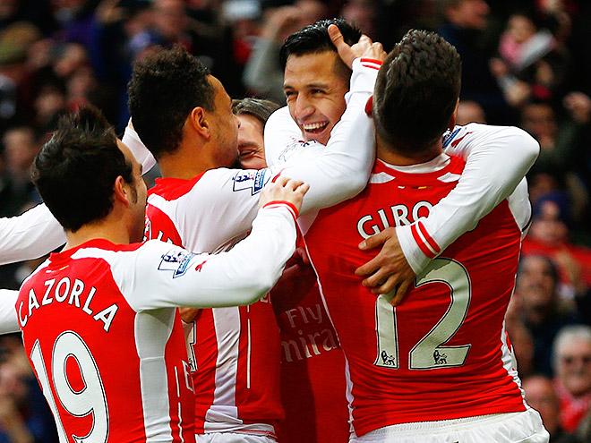 «Арсенал» - «Ливерпуль». Обзор матча - 3:1