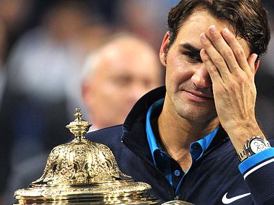 Пять побед Федерера в родном королевстве