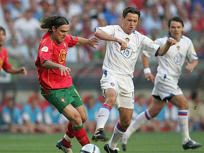 Россия — Португалия на Евро-2004