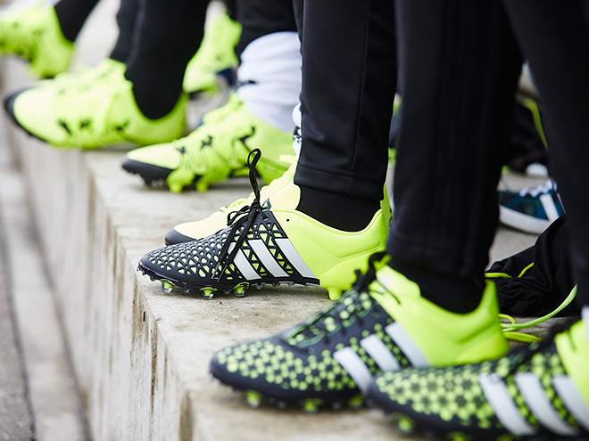 adidas презентовал новые бутсы