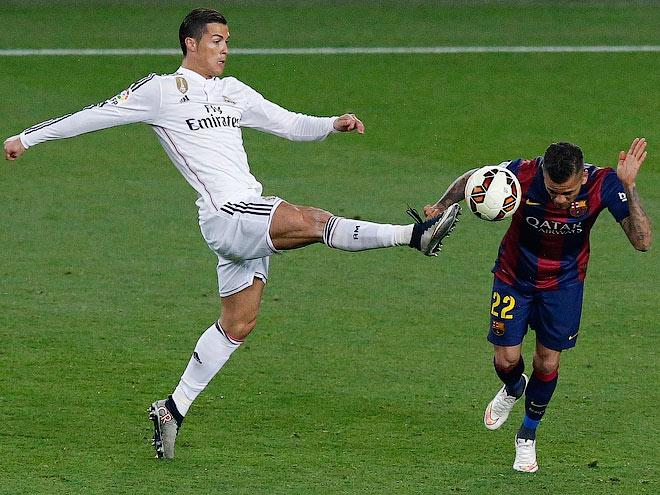 «Реал» – «Барселона» и ещё 6 ярких матчей выходных