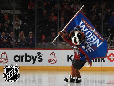 """Как дела, НХЛ? """"Колорадо Эвеланш"""""""