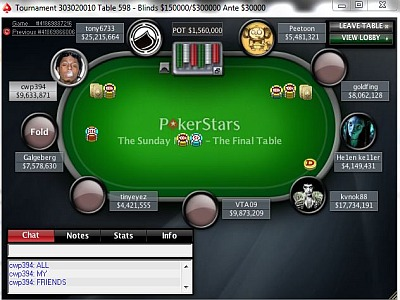 Sunday Million, 28th of March