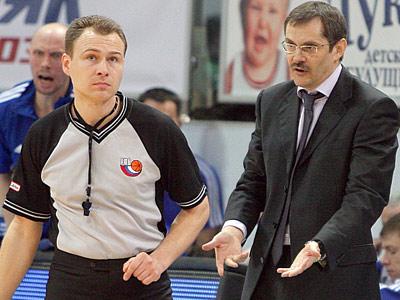Открытое письмо российских баскетбольных арбитров