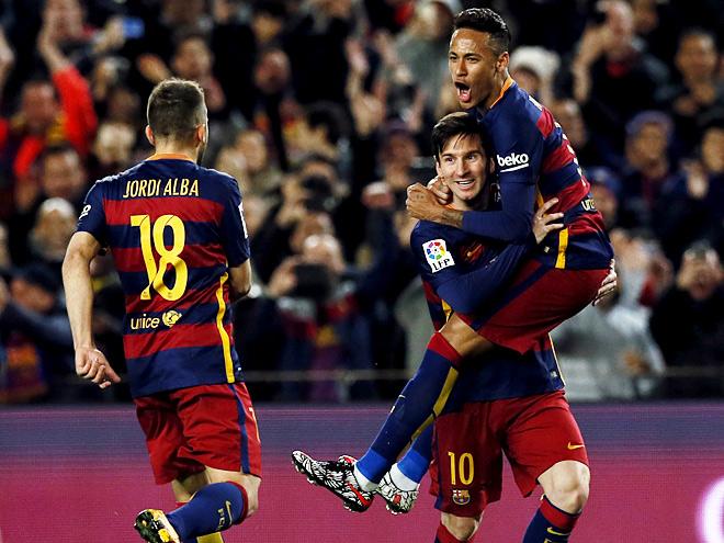 «Барселона» — «Севилья»
