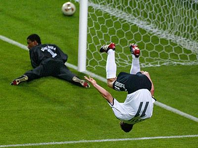 Германия — Саудовская Аравия — 8:0, 2002