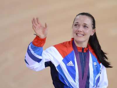 Лондон-2012. Велоспорт. Виктория Пендлтон