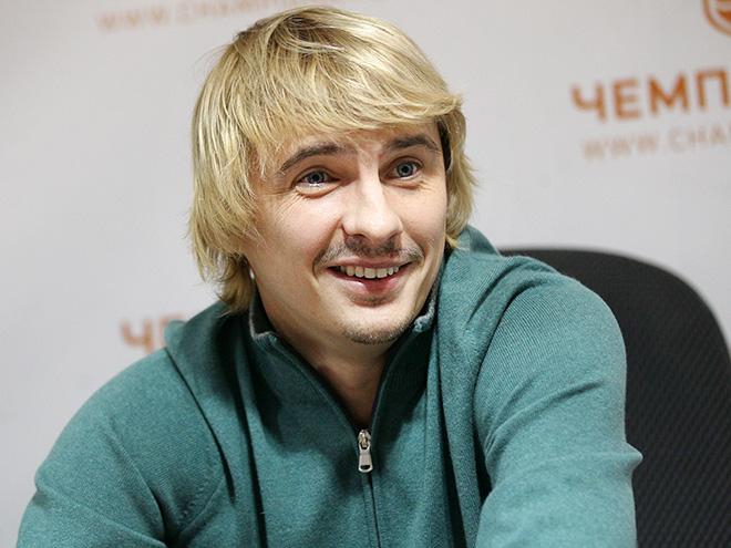 Максим Калиниченко в гостях у «Чемпионата»