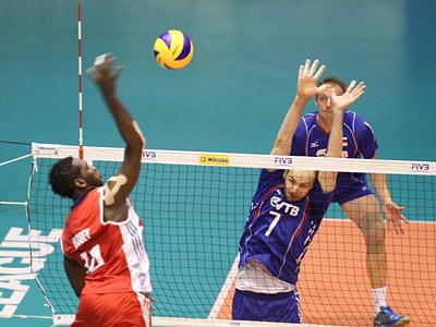 Россияне проиграли кубинцам в повторном матче
