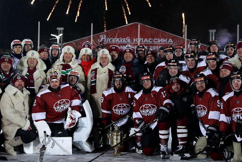 «Нефтяник» разрушил главную примету «Русской классики». Большой матч в ВХЛ