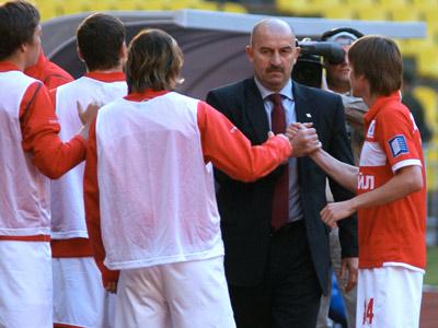 Станислав Черчесов сыграет против бывшего клуба