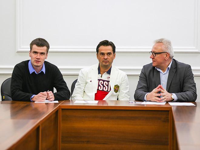 Как начал работать образовательный форум АССК России «Урал 2016»