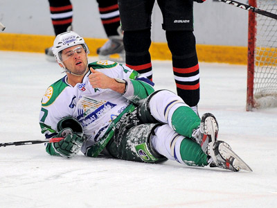Итоги игрового дня КХЛ. 24 февряля 2012 года. Часть первая