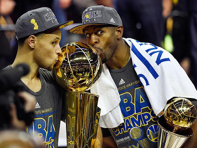 Финал плей-офф НБА. «Кливленд» – «Голден Стэйт»