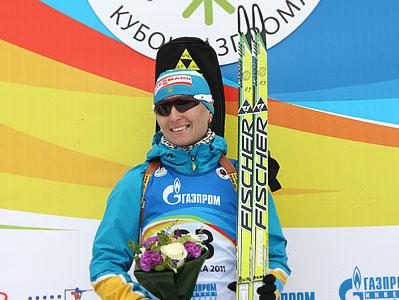 Вита Семеренко: я заслужила этот шанс