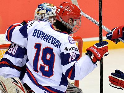 Павел Бучневич – о победе над Чехией