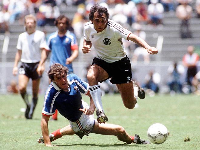 ЧМ-1986. ФРГ – Франция – 2:0
