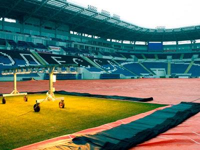 Стадионы ко второй части сезона УПЛ готовы
