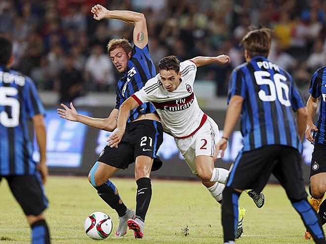 «Интер» – «Милан»