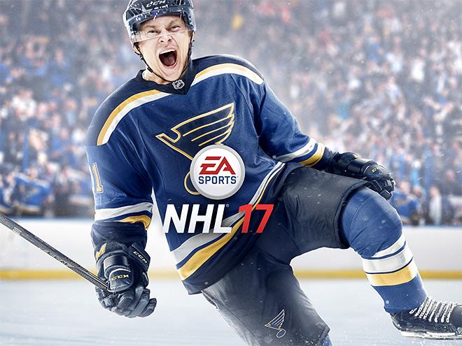 Всё о новом хоккейном симуляторе NHL 17