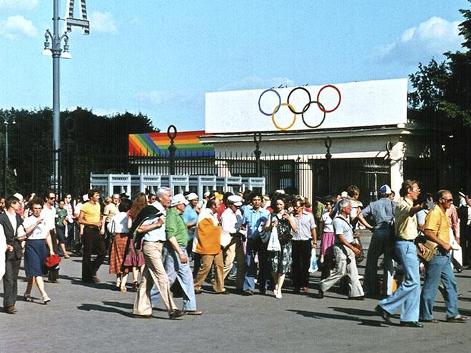 Олимпиада-80 в Москве. События второго дня