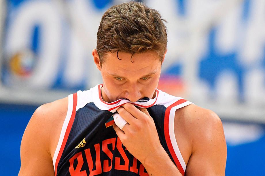 Сборная РФ побаскетболу обыграла Финляндию, Курбанов набрал 41 очко