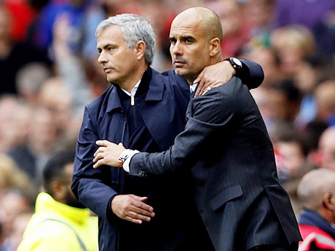 """""""Манчестер Юнайтед"""" - """"Манчестер Сити"""" - 1:2. 10 сентября 2016. Фото"""